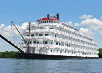 Queen of the Mississippi Steamboat