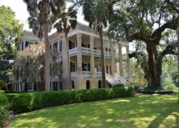 Historic home in Beaufort, South Carolina