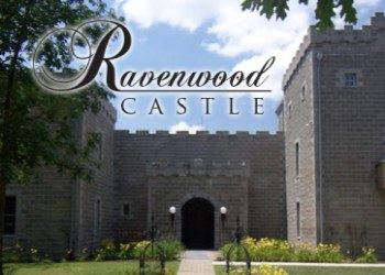 Ravenwood Castle in New Plymouth, Ohio
