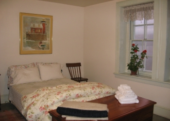 Saugerties Lighthouse Bedroom