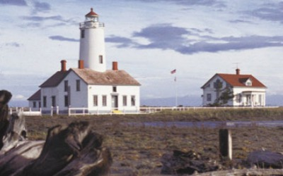 Dungeness Lighthouse - Washington