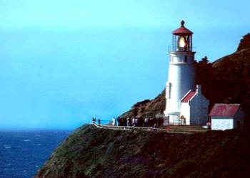 Heceta Head Lighthouse Bed and Breakfast - Yachats, OR