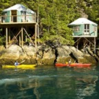 Orca Isand Alaska - Yurts and Kayaking