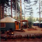 Umpqua Lighthouse Yurt