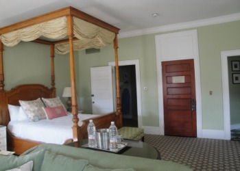Mount Washington Hotel Haunted Room 314