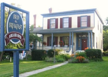 The Borland House Bed & Breakfast in Montgomery, New York