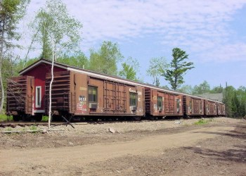 Northern Rail Traincar Inn -  Railroad Cars