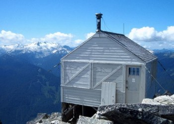 Hidden Lake Lookout near North Cascades National Park - Washington