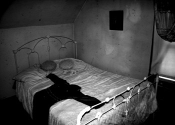 Villisca Axe Murder House Bedroom