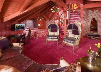 Madonna Inn Love Nest