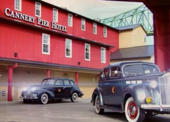 Historic Astoria - Cannery Pier Hotel