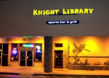 Knight Library - University of Central Florida - Orlando, Florida