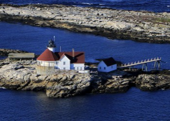 The Inn at Cuckolds Lighthouse in Southport, Maine