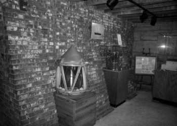 St. Augustine Lighthouse Basement