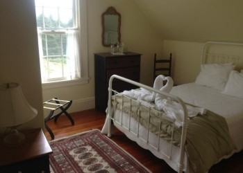 Whitehead Light Station Bedroom