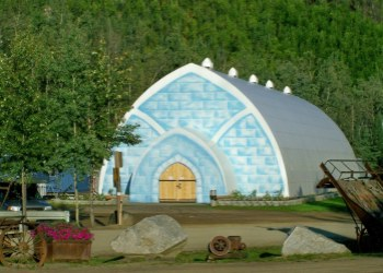 Chena Hot Springs Ice Museum