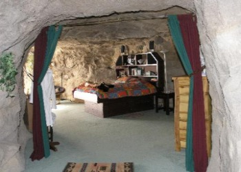 Kokopelli's Cave Bedroom
