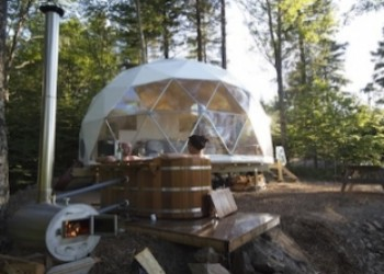 Ridgeback Lodge Dome
