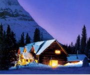 Skoki Lodge - Banff National Park