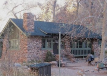 Phanton Ranch in the Grand Canyon