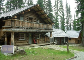 Twin Falls Chalet in Yoho National Park - Alberta, Canada