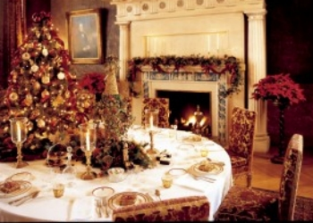 Christmas Dinner at Biltmore