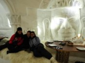 Iglu Dorf in the Alps - Igloo Hotel Chain
