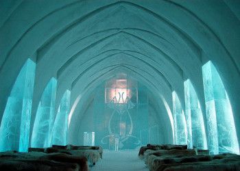 Icehotel Church - Wedding Ceremonies