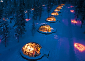 Igloo Village Finland