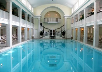 Bedford Springs Resort Pool