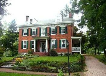 The Lightner Farmhouse B&B in Historic and Haunted Gettysburg