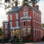 The Kehoe House in Savannah
