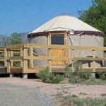Bear Creek Lake Park Yurts