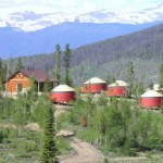 YMCA of the Rockies Yurts