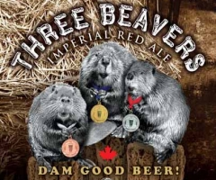 Three Beaver Imperial Red Ale