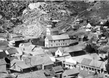 Ghost Town of Silver City, Idaho