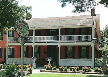 The Buxton Inn in Granville, Ohio