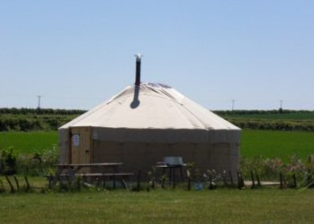 Deepdale Backpackers Yurts