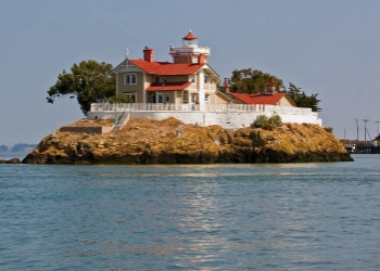 East Brother Lighthouse