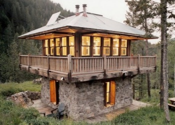 Judith Moutain Cabin in Montana
