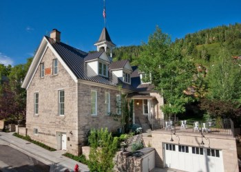 Washington School House Hotel in Park City, Utah