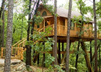 Arkansas Treehouse Cottages