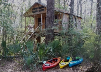 Carolina Heritage Outfitters Treehouses
