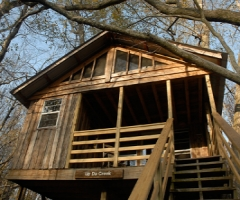 Edisto River Treehouse