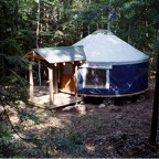 Falls Brooks Yurts