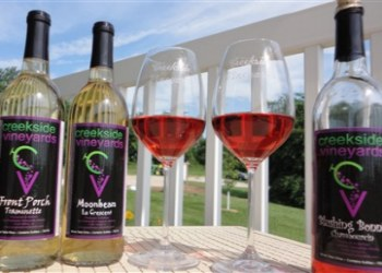 Creekside Vineyards Wines